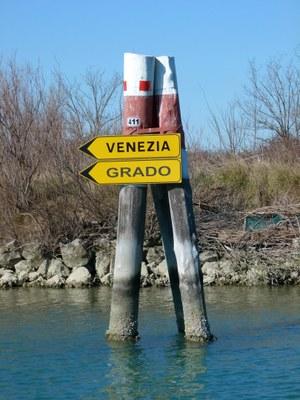Litoranea Veneta - Canale Cavegi