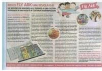 FLY ARK  - Una scuola da 0 ai 6 anni
