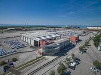 Disponibili due uffici in palazzina portuale in Via Timavo 69/8 a Monfalcone